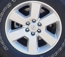 17 Alloy Wheel Rim for 2008 2009 2010 2011 2012 Nissan Pathfinder