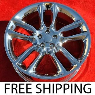 New Chrome 22 Ford Edge Lincoln MKX OEM Wheels Rims 3783 EXCHANGE