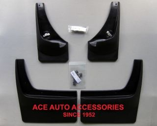 2001 2007 FORD DUALLY CUSTOM PREMIUM MUD FLAPS NO DRILL