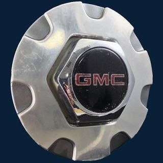 98 05 GMC Jimmy Sonoma Envoy Wheel Center Cap 15 Rim GMC Part