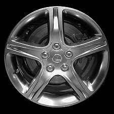 Remanufactured 17 factory oem alloy wheel for a 2001 2005 Lexus IS300