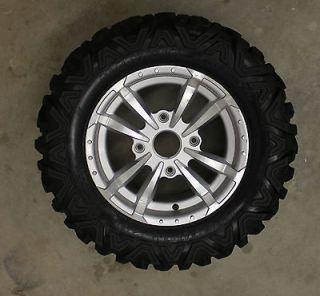 Silver Gator 4 Bolt John Deere Wheel Tire 26x10x14 Rim RSX 550 825I