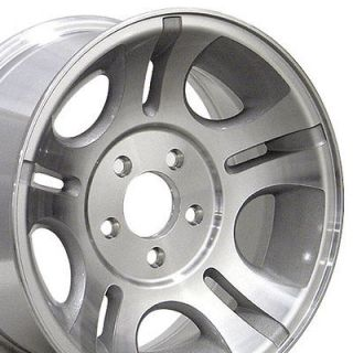 Single 15 x 7 Silver OEM 3431 Wheel Fits Ford Ranger® Mazda