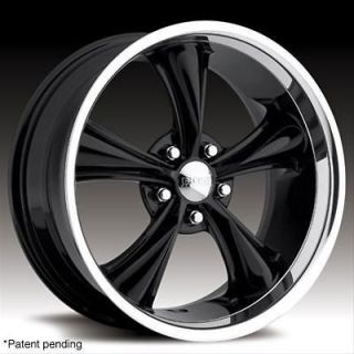Newly listed Boss 338 Black Wheel 18x8 5x120.7mm BC Set of 4