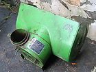 John Deere snowblower 826 bucket housing 26 726 shell