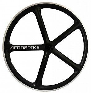 Aerospoke 700c Front Carbon Road Wheel