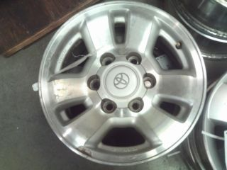 95 96 97 98 99 00 TOYOTA TACOMA WHEEL 15X7 4X4 ALLOY