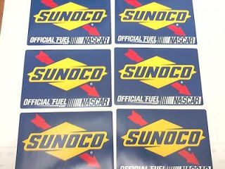 Newly listed Sunoco Decals Go Cart Race Gas Stick on Fuel of Nascar