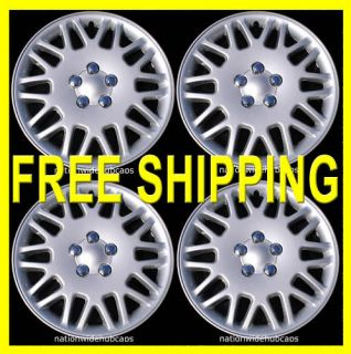 15 SET OF 4 NEW HUB CAPS FULL WHEEL COVERS RIM COVER WHEELS RIMS FREE
