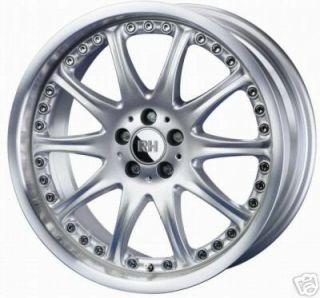 Audi VW Mercedes 18 RH AO Wheels for 5x112 3535