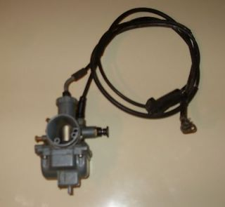 suzuki LT160 quadrunner carburetor with cable oem carb (fits lt )