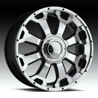 069 Wheels Rims 20x9 Fits Chevy GMC 2500HD 2011 2012 2013
