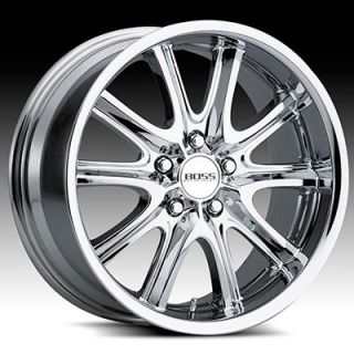 20 Ford Mustang Cobra GT G35 Supra Chrome Wheels Rims