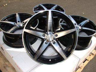15 Effect Wheels Rims 5 Lugs Camry Celica Corolla Prius Golf Jetta