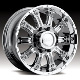 American Eagle Wheels, style 061, 18 x 9, 8 x 170mm Superfinish Rims