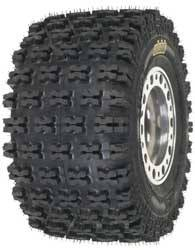 ITP Baja HD Holeshot Rims Tires Yamaha Raptor 250 Rear