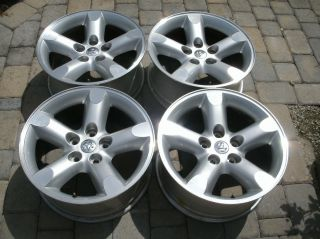 2002 2012 Dodge RAM 1500 20 Factory Wheels Alloy Rims