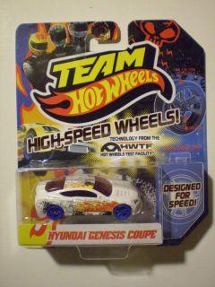 Hot Wheels 2012 Team Hot Wheels Hyundai Genesis Coupe