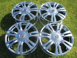 18 New Cadillac SRX Chrome Wheels Rims 2010 2012