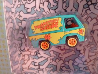 Hot Wheels 2012 SDCC Comic Con Scooby Doo Snacks The Mystery Machine