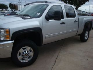 Silverado Fender Flares All 4 Wheels Trim 2007 2011