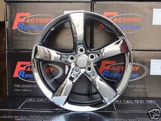 20x8 20x9 2010 Camaro SS Wheels Rims Chrome