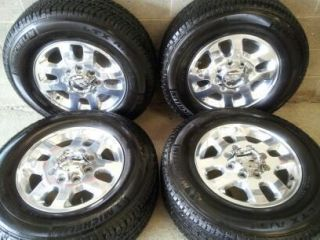 2011 13 Chevy Silverado GMC Sierra HD 2500 3500 8 Lug 18 Wheels Rims