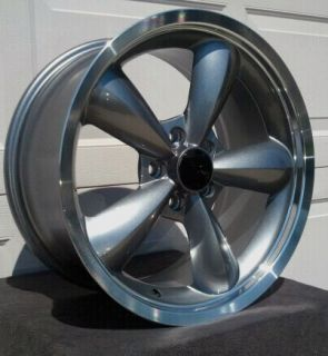 18 Mustang Bullitt Wheels 2005 2011