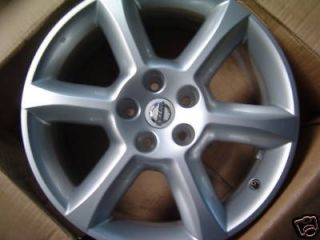2004 2005 2006 2007 2008 Altima Infiniti 350Z Wheels Rims New 4