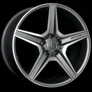 Staggered Wheels 5x112 Rim Fits Mercedes Benz C300 2008 Up