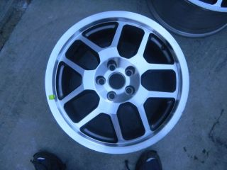 Two 2007 2008 Ford Mustang Shelby Wheels