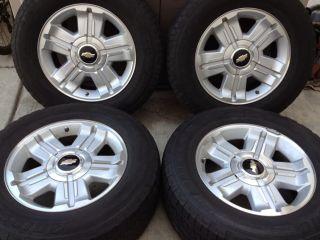 2007 2012 18 Chevrolet Silverado Z71 Tahoe Yukon Suburban Wheels Rims