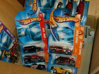 Hot Wheels 72 Car 2007 Case Lot B