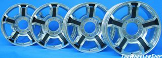F350SD Pickup 2008 2010 20 x 8 Factory Stock Wheels Rims Set