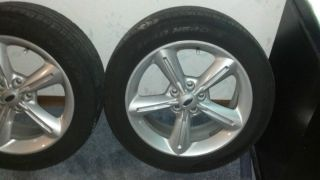 Ford Mustang GT Factory Wheels Tires Rim 2010