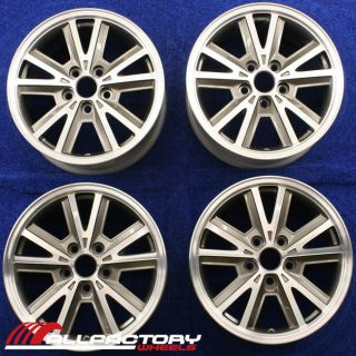 16 2005 2006 2007 2008 2009 Factory Wheels Rims Set Four 3792