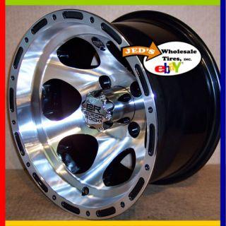 12 Carlisle Black Rock Revo ATV Golf Cart Rim Wheel