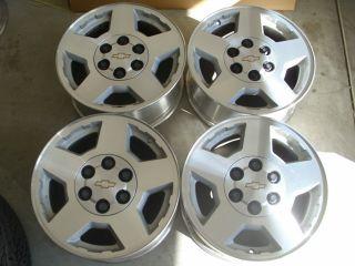 17 Chevy Silverado Suburban Tahoe Sierra Yukon wheels rims 2004 2007