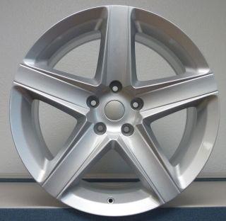 SRT8 Grand Cherokee Commander Wrangler Wheels Rims Set Silver
