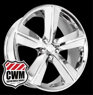Challenger SRT8 Replica Chrome Wheels Rims for Chrysler 300 20005 13