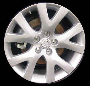 18 New Alloy Wheels Rims for 2007 2008 2009 Mazda CX7 CX 7