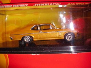 Hot Wheels 100 70 Chevy Nova 2007