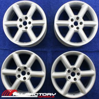 350Z 2003 2004 2005 18 Factory Wheels Rims Set 4 Silver 62416
