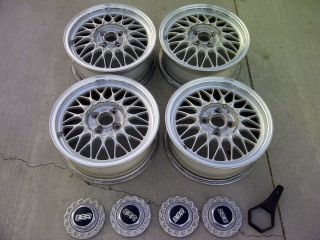 Mazda Miata BBs 15 Wheels Rims 4x100 RARE and