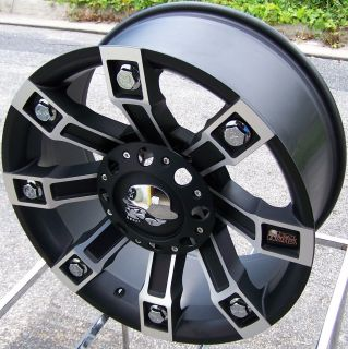 PRO COMP METAL MULISHA WHEELS RIMS FORD F250 F350 EXCURSION 8X170MM
