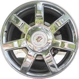 Cadillac Escalade Wheel Rim 5309 Chrome 9595854