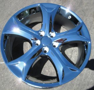 Toyota Venza RX350 RX330 RX300 Highlander Chrome Wheels Rims