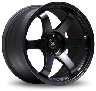 19 Rota Grid Black Rims Wheels Nissan 350Z Infiniti G35 Coupe Ford