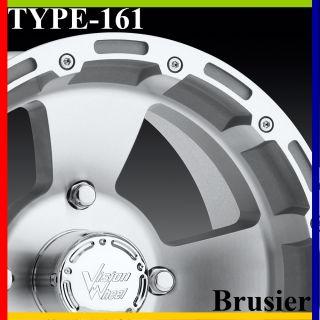 14 14X7 14x8 4 156 ATV Rims Wheels for Polaris Sportsman X2 500 550