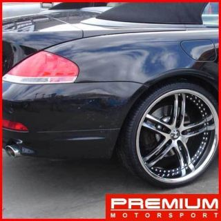 20 inch Rims Wheels XIX x15 BMW 525i 528i Rims Wheels 5 6 Series